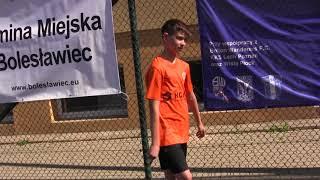 Cz2- Turniej Dzikich Drużyn - Czarne Pomarańcze - Nadia Sabek i Misiu - Drugi Meczyk