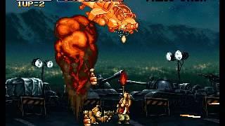 Metal Slug 3 - Metal Slug 3 Mission 2 - User video