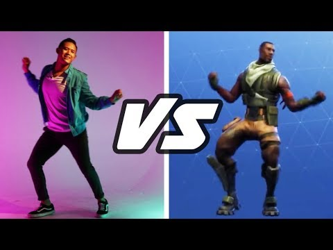 Professional Dancers Try The Fortnite Dance Challenge • Professionals Play