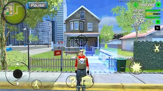Grand Action Simulator - New York Car Gang | Buy Big Personal House – Games Kon – Android Gameplay screenshot 5