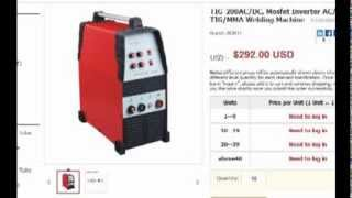 China Inverter Welding Machines Manufacturer(China Inverter Welding Machines Manufacturer. Learn the prices and details on http://www.borte.com.cn/weldingcutting.php?id=17 Import and wholesale from ..., 2013-12-06T09:40:12.000Z)