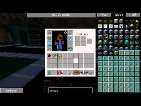 Modded SMP Let's play: EP6 : Basic AE Network
