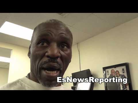 roger mayweather says roberto duran one of the best boxers ever EsNews Boxing