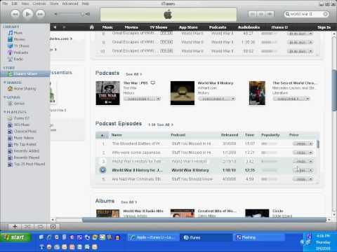 Quick Intro to iTunes U