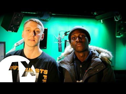 Berna 'Hurtin Me' freestyle for Toddla T on BBC Radio 1Xtra