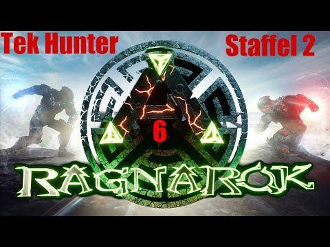 Tek Hunter S2 #6 Sein oder nicht Sein.... das fragten sich die Sabers Ark Survival Evolved