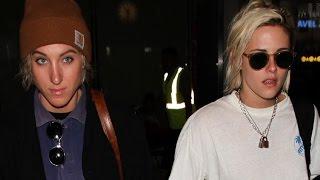 Kristen Stewart Opens Up About Girlfriend Alicia Cargile
