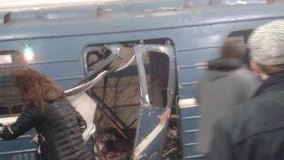 Взрыв в Метро Санкт-Петербурга и серия терактов в России
