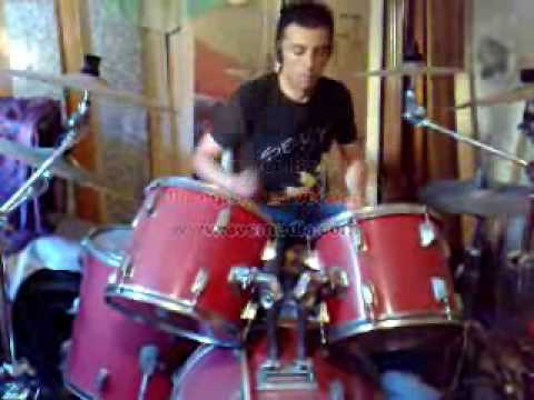 System of down Toxicity drum cover TonyDC
