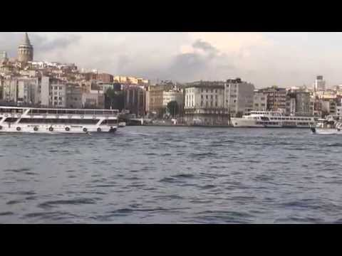 Bosphorus cruise between Istanbul and Anadolu Kavagi