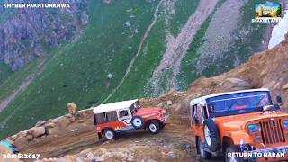 Beautiful Pakistan (Naran to lake Saif ul Malook)