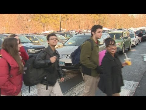 Hartford Students Return To School