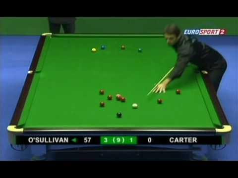 Snooker 147 - Ronnie O'Sullivan - 2007 Northern Ireland Trophy