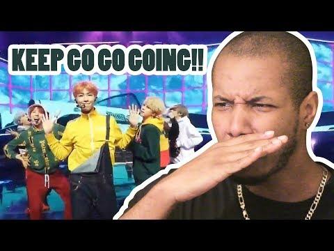 BTS (방탄소년단) - GO GO (고민보다 GO) (FIRST EVER BTS COMEBACK SHOW) REACTION