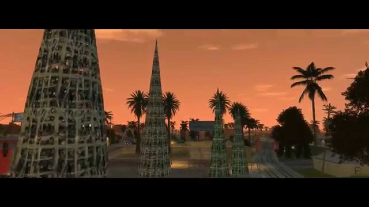 The GTA Place - GTA IV: San Andreas Beta #3 Released