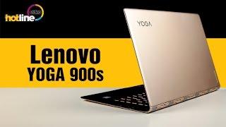 Lenovo YOGA 900s – обзор 12,5-дюймового ультрабука