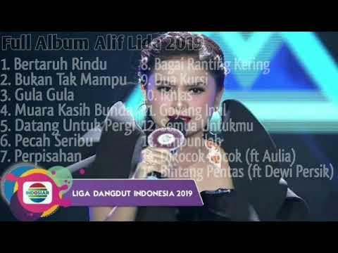 Kumpulan Lagu Alif Lida 2019 Full Album