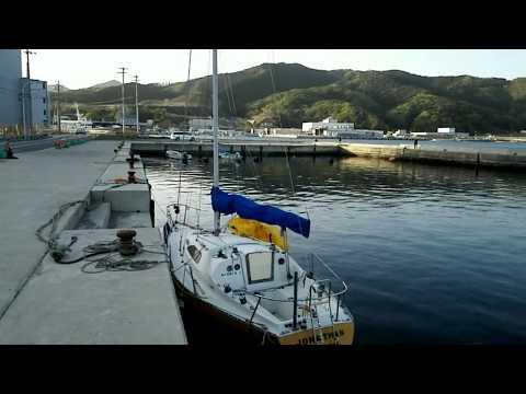 Sailing NE COAST Japan