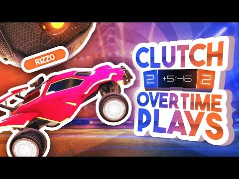MAKING THE CLUTCH PLAYS IN OVERTIME