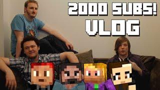 Wonderment 2000 Subs Vlog! - Season 5 News