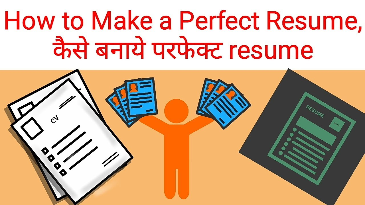 how to make a perfect resume perfect resume. Resume Example. Resume CV Cover Letter