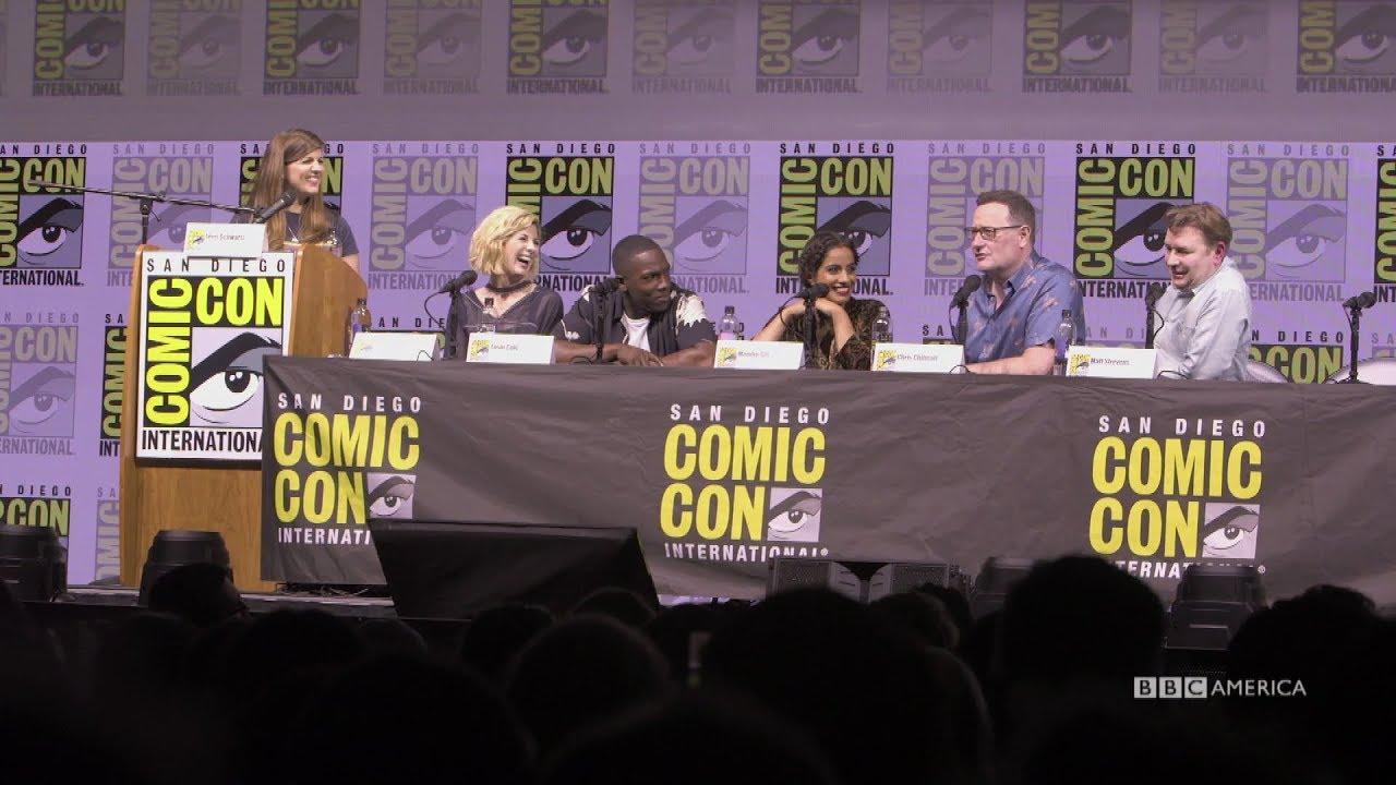 Quickfire Questions | San Diego Comic-Con 2018 | BBC America