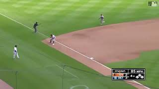 Maikel Franco makes a GREAT defensive play - 8/1/21