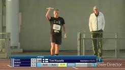 Toni Kuusela 79,41m | Tähtikisat Oulu 2019
