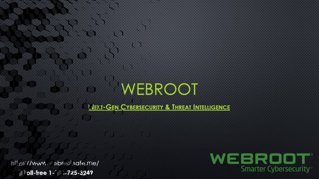 Victor Smith (webroot) on oGoing