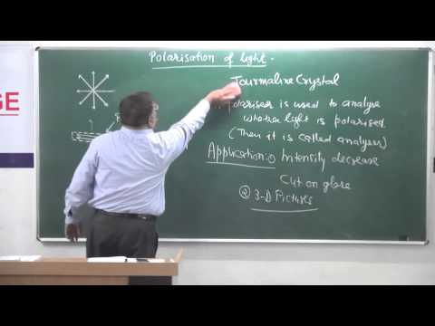 XII-8.6.Polarisation of Light(2014) Pradeep Kshetrapal Physics.mp4