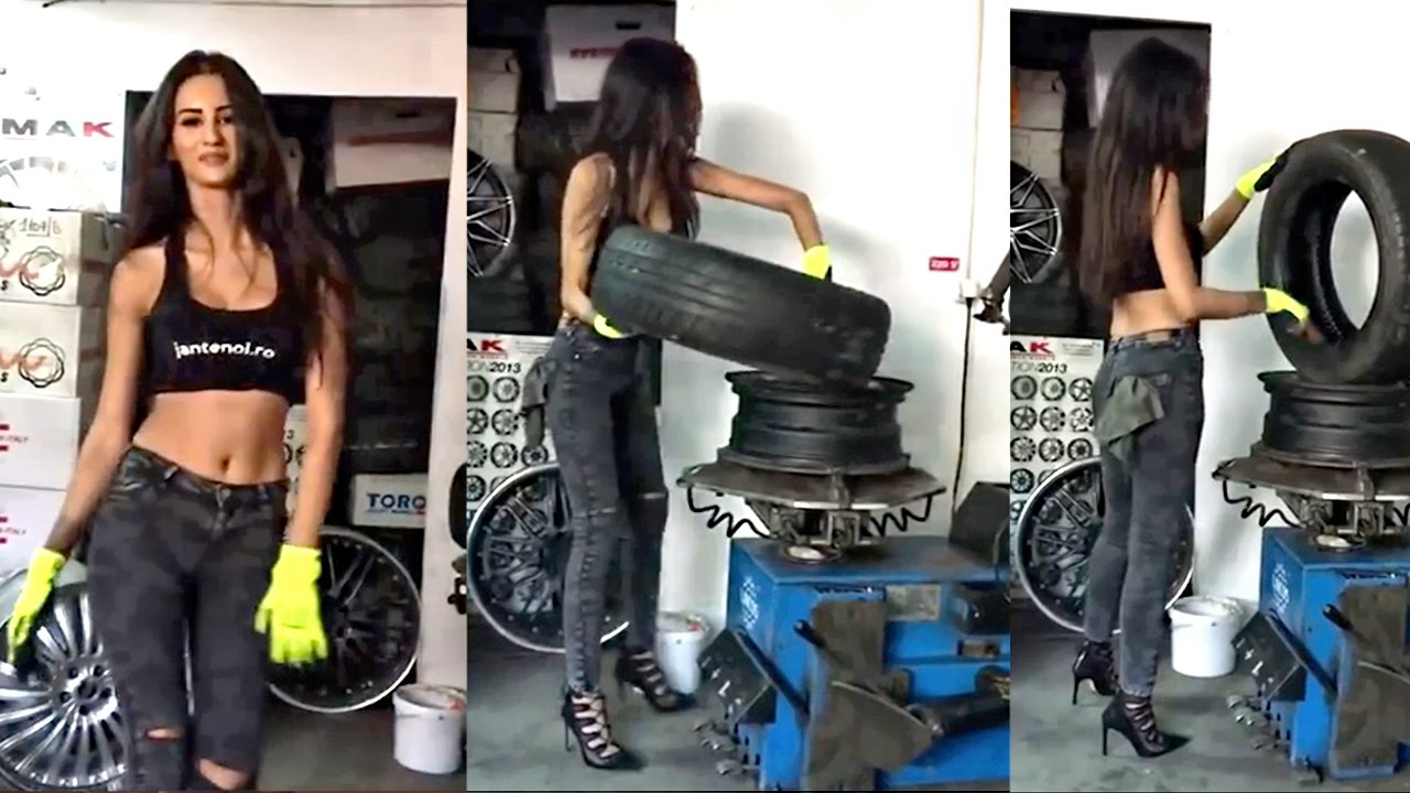 do you know how to change a tire