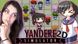 Terrible 2D Yandere Fan Made Games