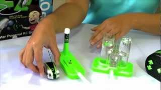 Repeat youtube video Ecoracer water ของเล่นพลังงานสะอาด