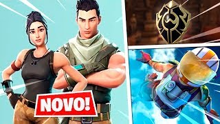 * NEW * FREE SKINS and LAP MODE PARQUINHO l Fortnite: Battle Royale