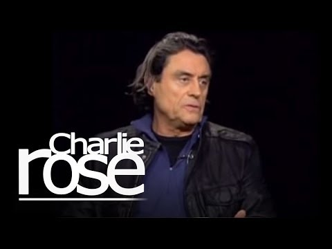 Ian McShane  Charlie Rose
