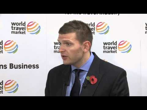 WTM 2010 Interview - Paul Nelson, PR Manager on Russian Travel & Tourism