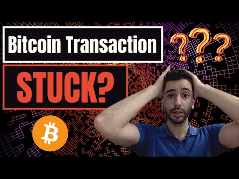 What Happens To Unconfirmed Bitcoin Transactions And How To Fix Them