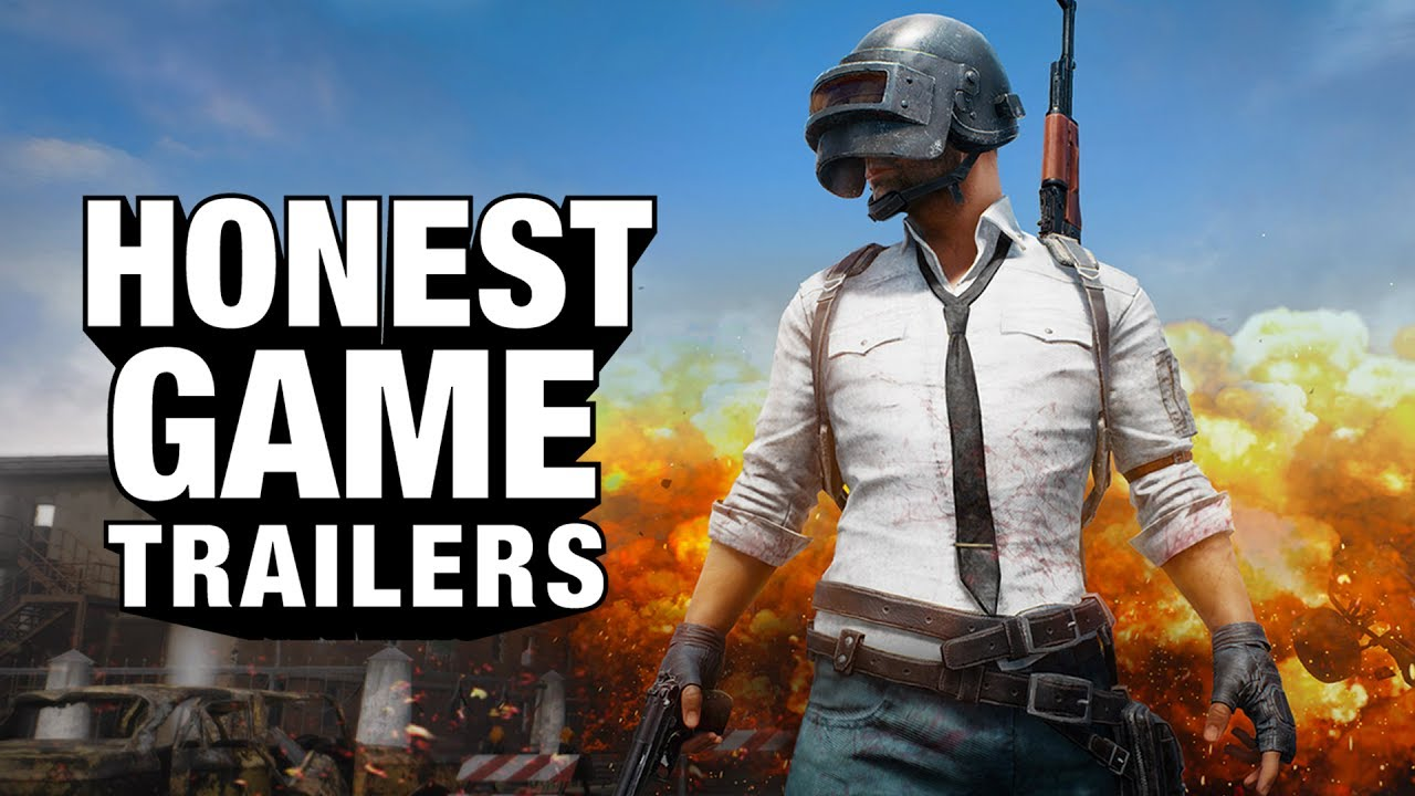 Playerunknown S Battlegrounds Maps Loot Maps Pictures: PLAYERUNKNOWN'S BATTLEGROUNDS (Honest Game Trailers)
