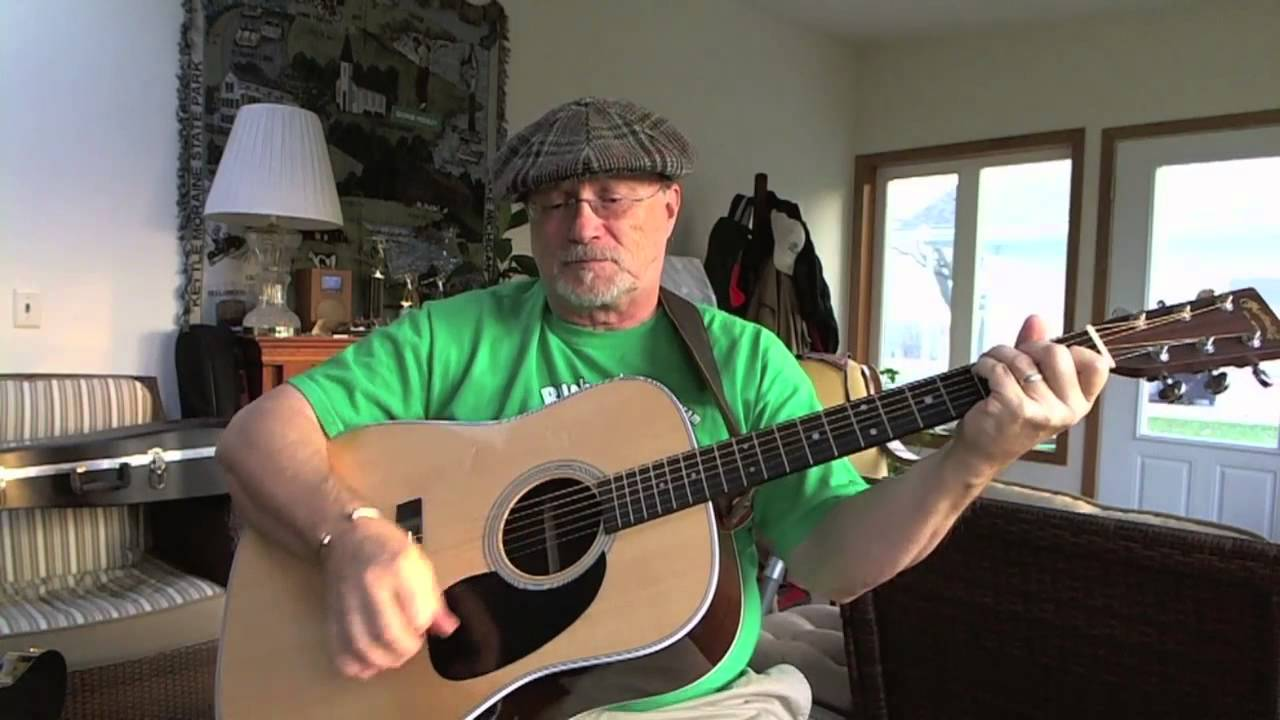 15   Hey Baby   Bruce Channel cover with chords and lyrics