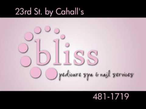 Bliss Nail Salon Panama City FL.wmv