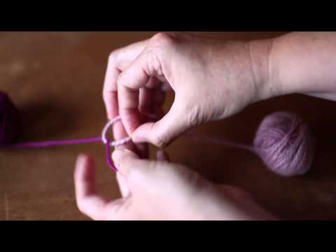Fisherman's Knot for knitters