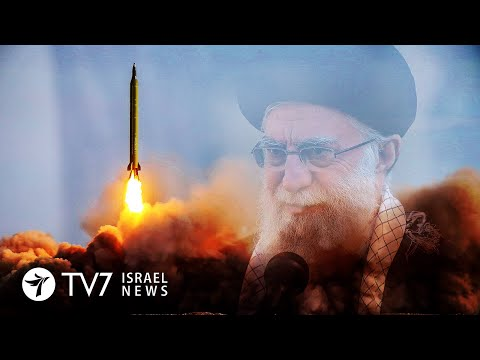 Iran-North Korea Cooperate On ICBM Development; Israel Has The Right To Defend-TV7 Israel News 10.02