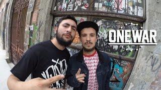ONE WAR Presenta: Jam in da Block - Bozser ft. Dr. Manhattan