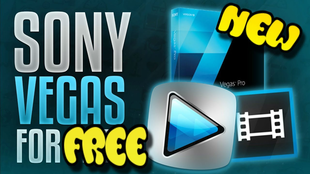 sony vegas download free 14