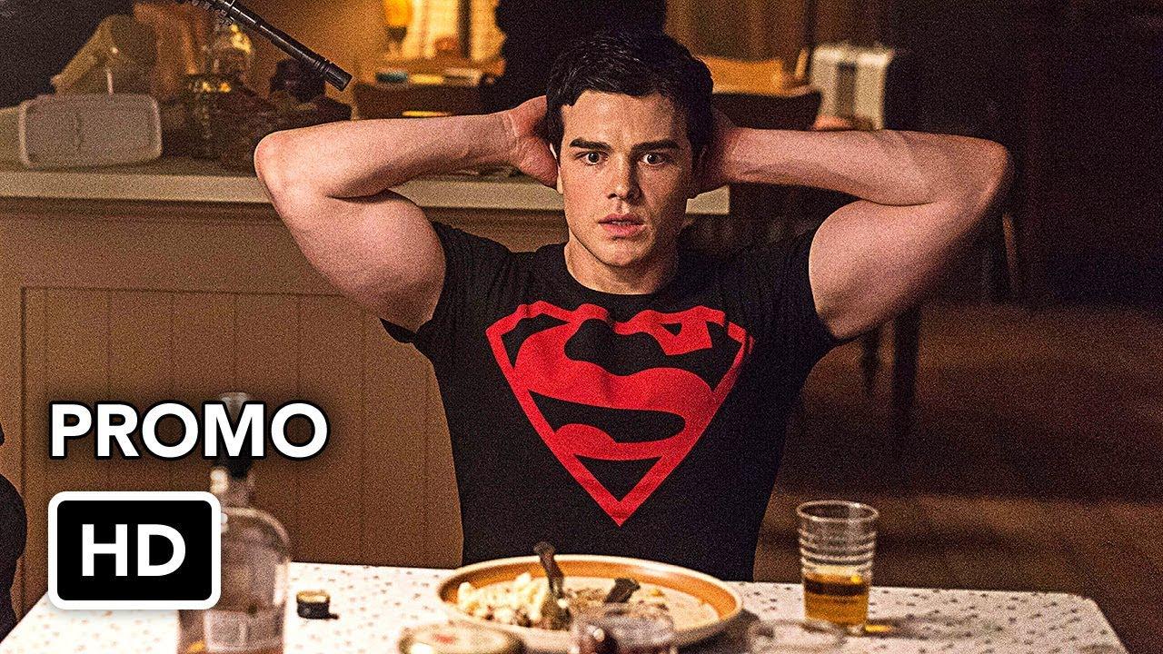 Resultado de imagem para Titans apresenta Conner Kent, o Superboy, no episódio 2x06 (trailer e fotos)