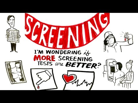 Do More Screening Tests Lead to Better Health? Choosing Wisely