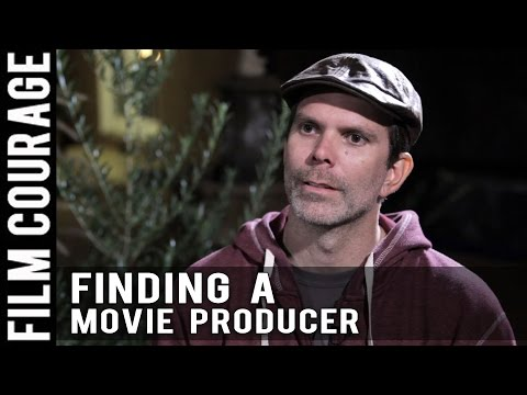 Finding A Movie Producer by Devin Reeve