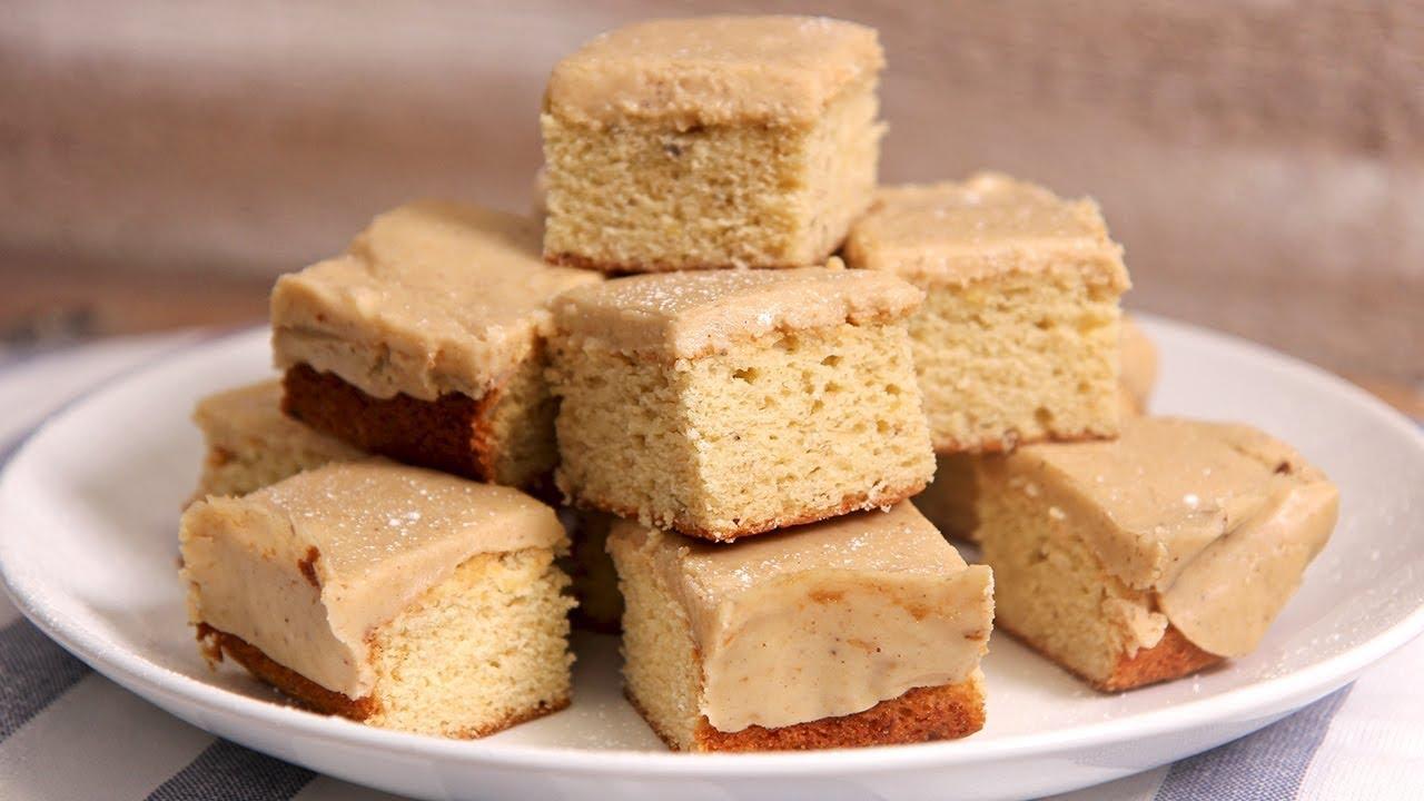 Banana Bread Blondies Recipe