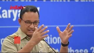 Pesan Gubernur Anies Baswedan kepada umat Islam di Jakarta, Terkait Virus Corona - inilah.com