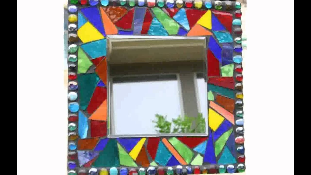 Stained Glass Mirrors - YouTube